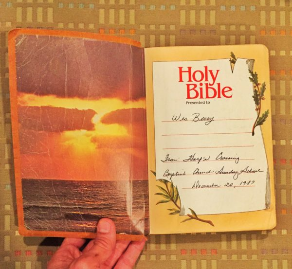 Holy Bible_Presented